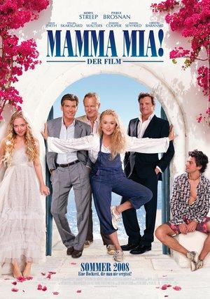 Mamma Mia! Der Film Poster