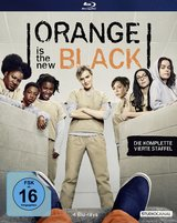 Orange Is the New Black - Die komplette vierte Staffel Poster