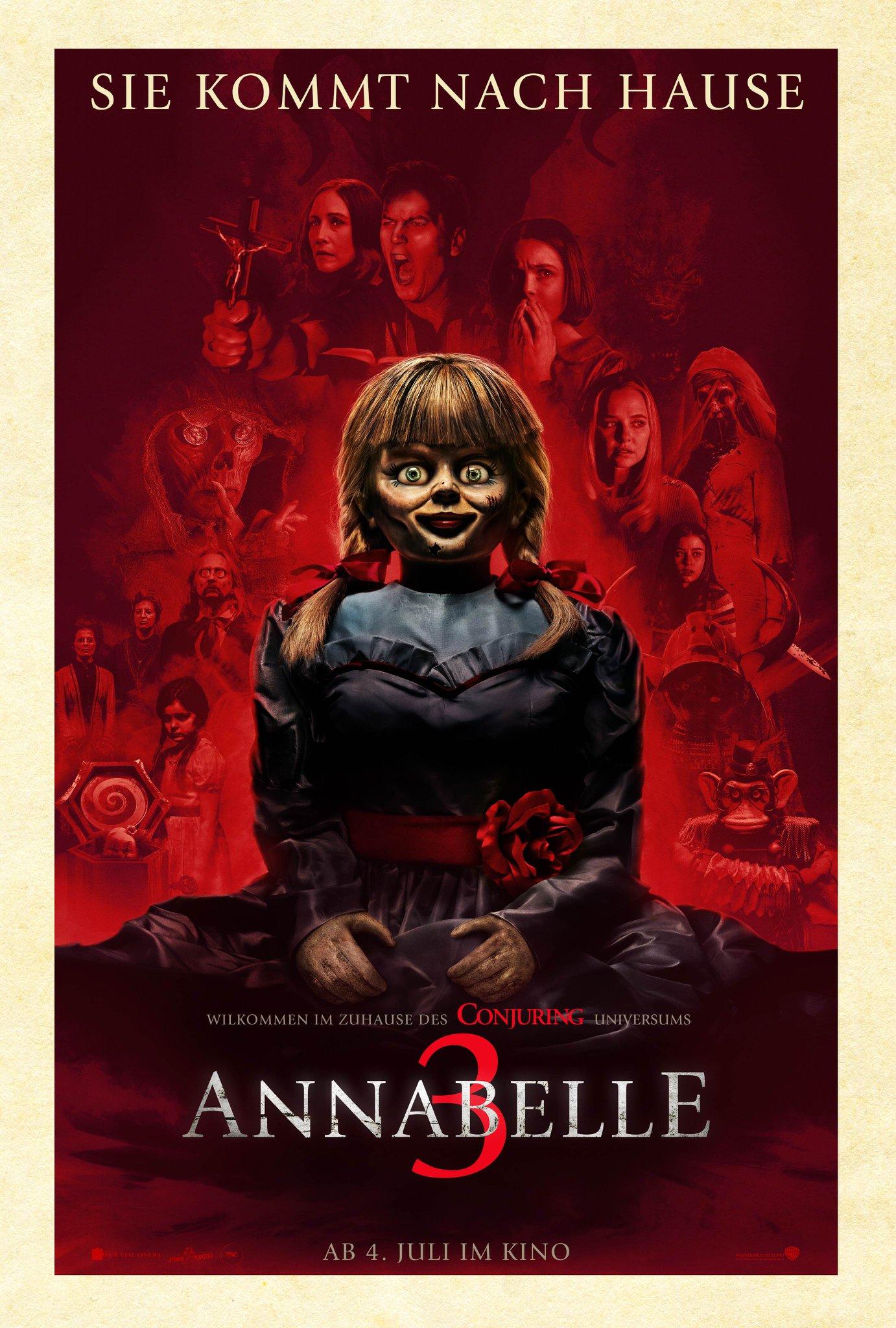 Annabelle 3 Film 2019 Trailer Kritik Kinode