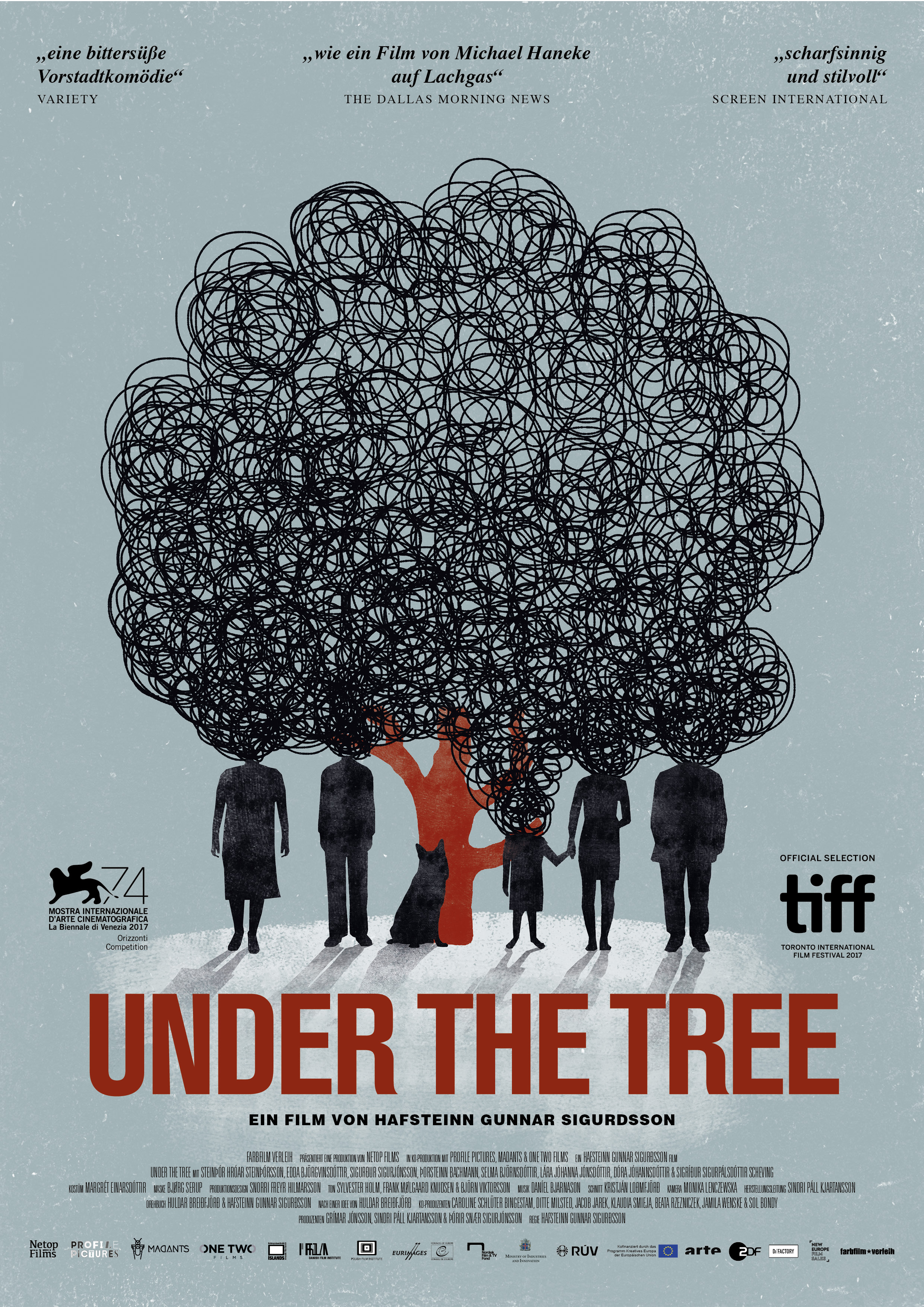 Under The Tree Film 2017 Trailer Kritik Kinode