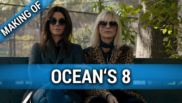 Oceans 8 - Making Of (Mini) Poster