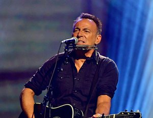 "Erster Trailer: Netflix sichert sich ""Springsteen on Broadway"""