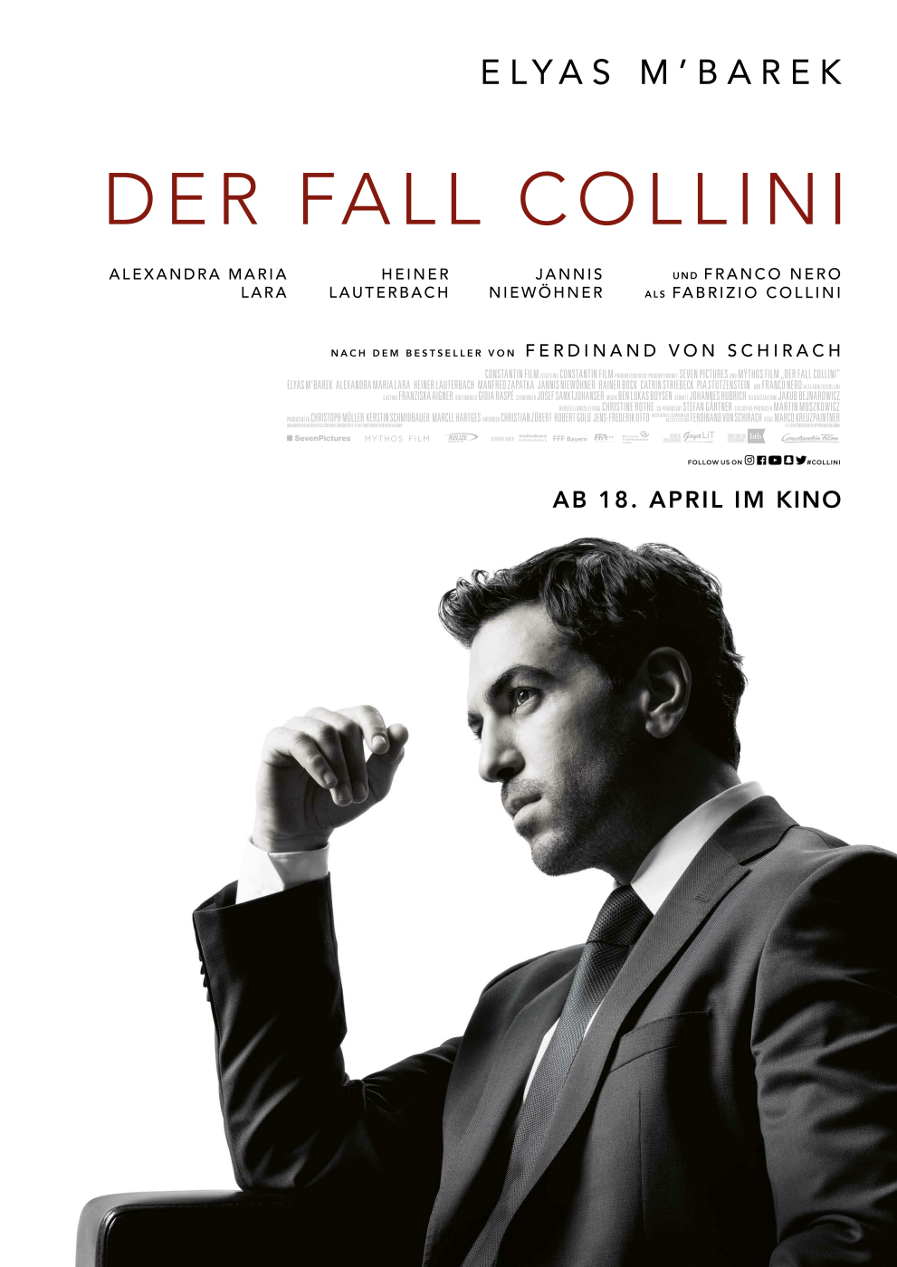 Der Fall Collini Film (2019) · Trailer · Kritik ·