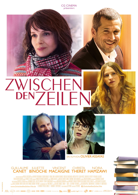 Zwischen den Zeilen Film (2018) · Trailer · Kritik · KINO de