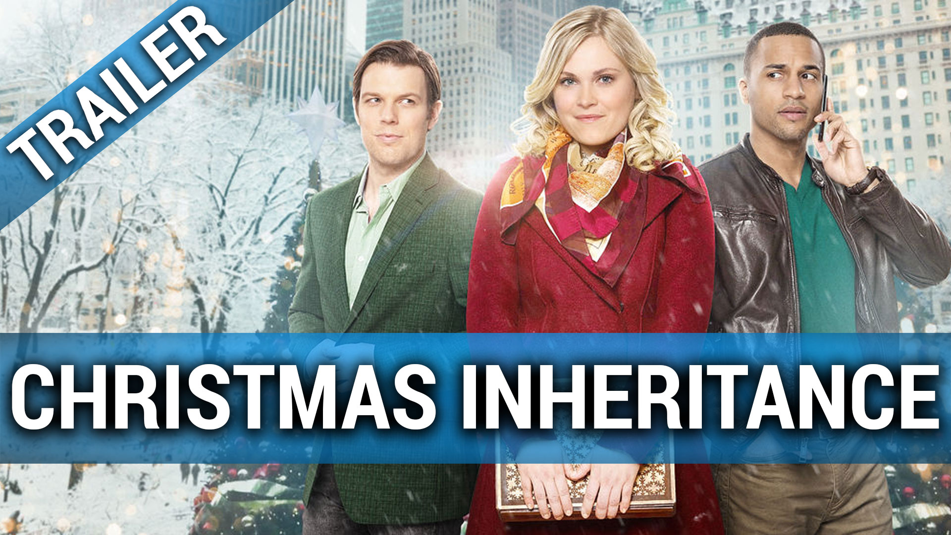 Christmas Inheritance Trailer.Christmas Inheritance Trailer Deutsch