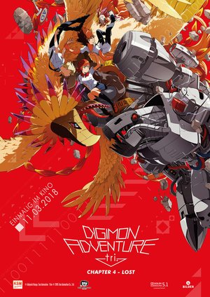 Digimon Adventure tri. Chapter 4 - Lost
