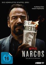 Narcos - Die komplette Staffel Drei Poster