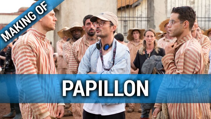 Papillon - Making Of (Mini) Poster