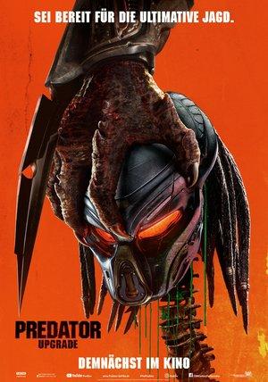 Predator - Upgrade Poster