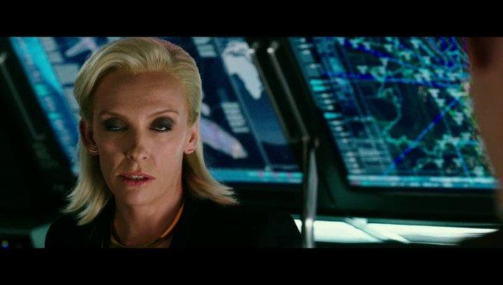 Agent Clearidge - Szene Poster