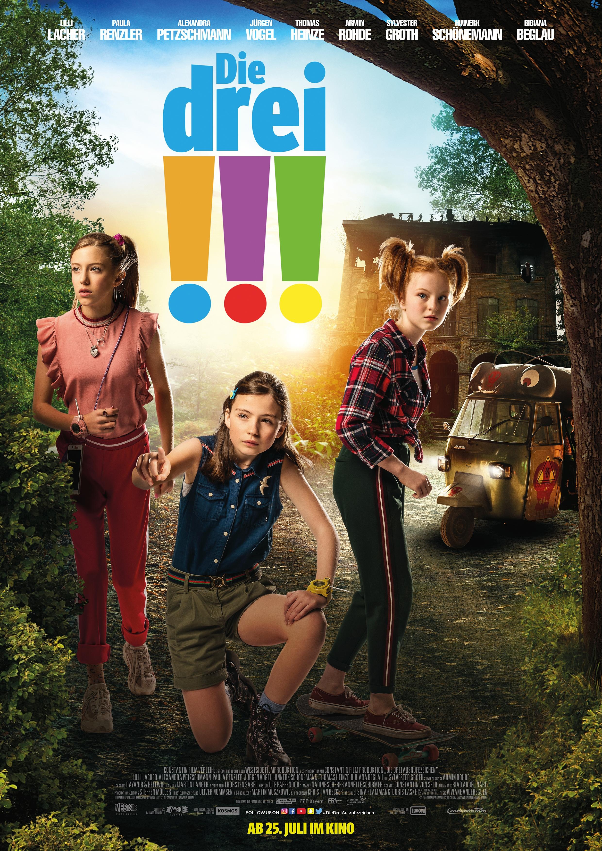 Die Drei Film 2019 Trailer Kritik Kinode