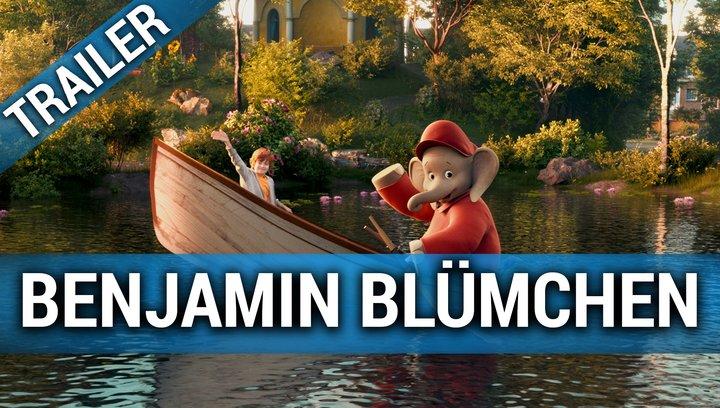 Benjamin Blümchen - Teaser-Trailer Deutsch Poster