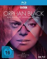 Orphan Black: Ein Klon ist niemals allein - Die komplette Serie Poster
