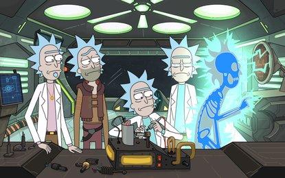 Rick And Morty Alle Folgen
