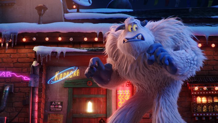 Smallfoot - Trailer Poster