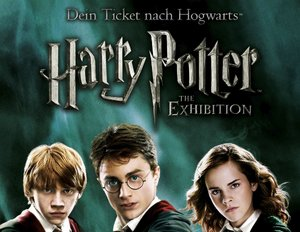 """Harry Potter: The Exhibition"": Die magische Ausstellung in Potsdam"