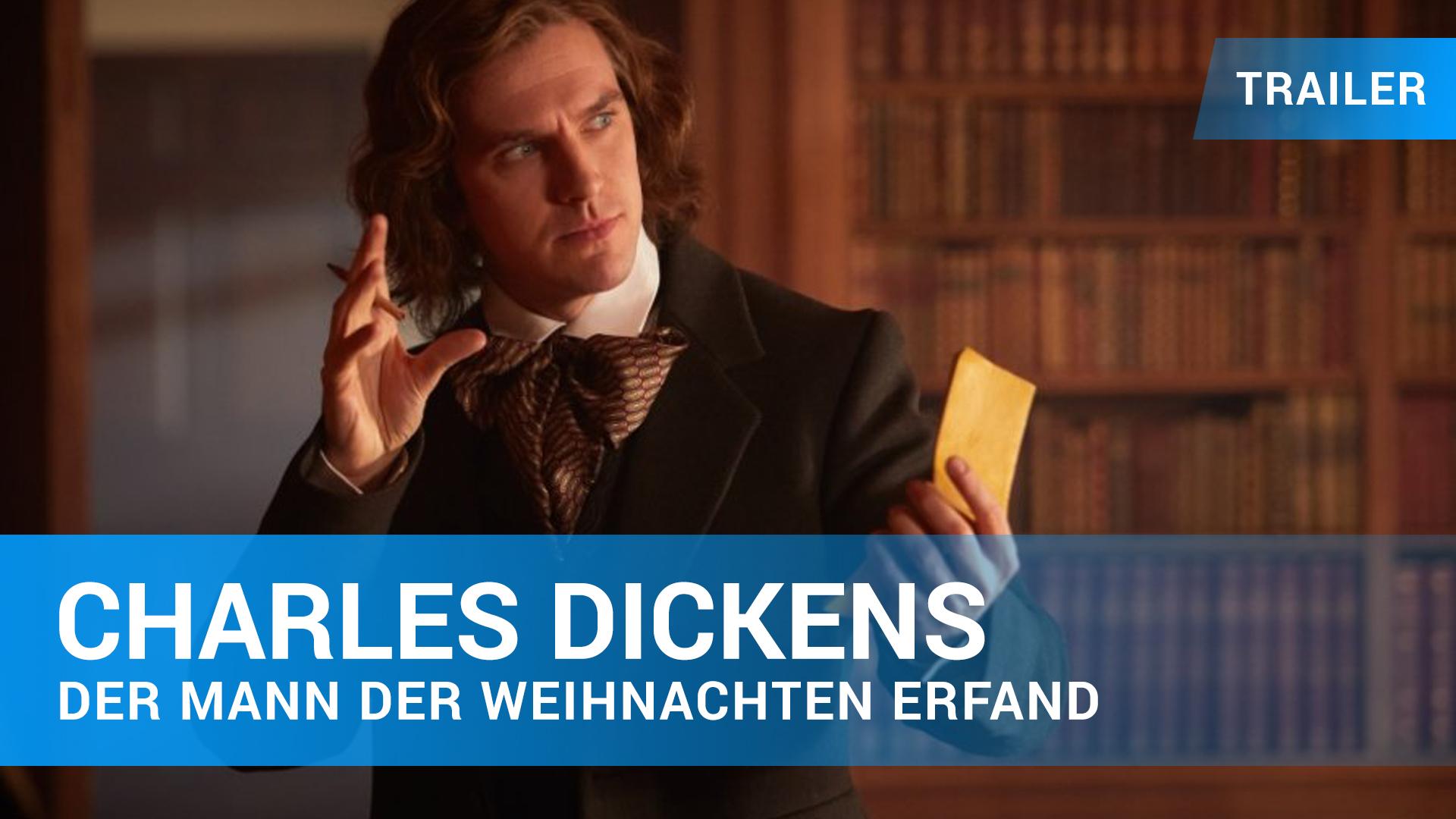 Der Weihnachten.Charles Dickens Der Mann Der Weihnachten Erfand Trailer Deutsch