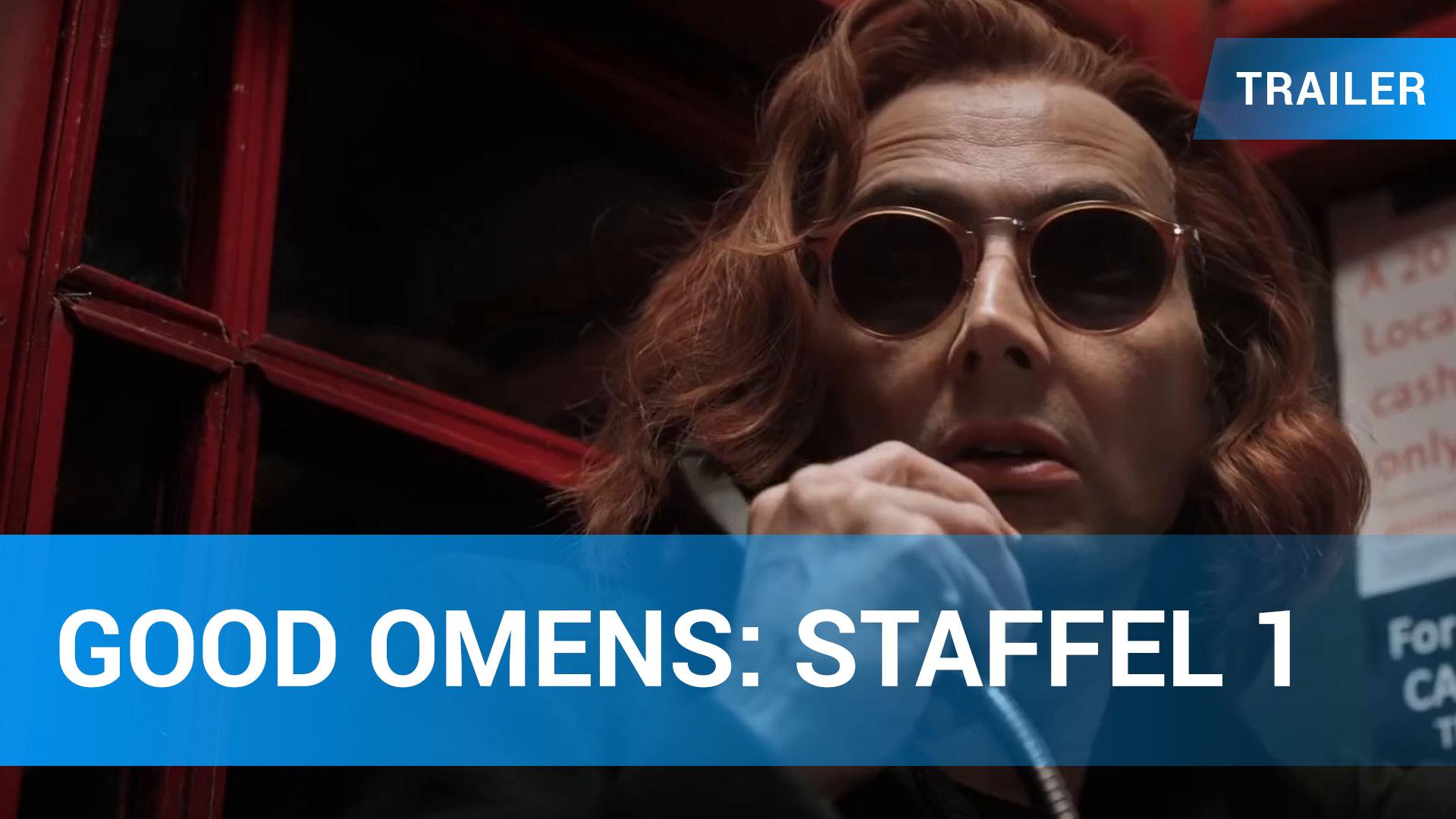 Good Omens Trailer Amazon Prime