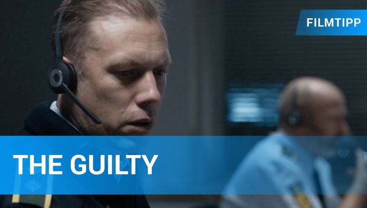 The Guilty - Filmtipp Poster