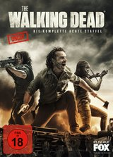 The Walking Dead - Die komplette achte Staffel Poster