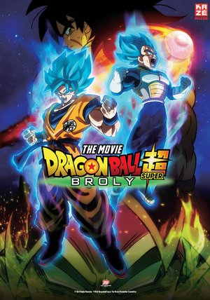 Dragonball Super: Broly Poster