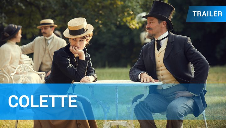 Colette - Trailer Deutsch Poster
