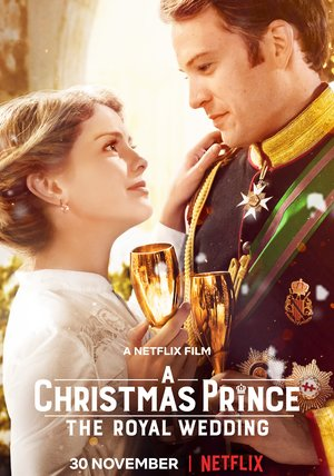 A Christmas Prince 2: The Royal Wedding Poster