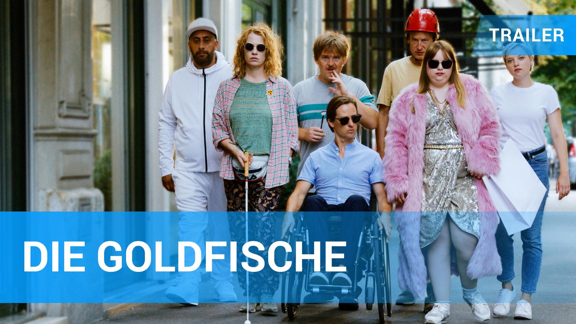 Die Goldfische Film 2019 Trailer Kritik Kinode