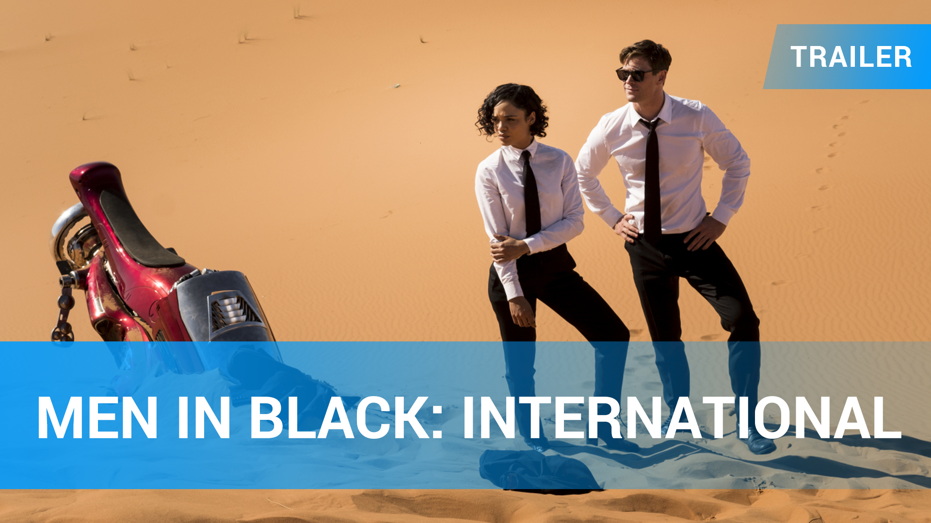 Men in Black 4 2019 · Trailer · Kritik · KINO