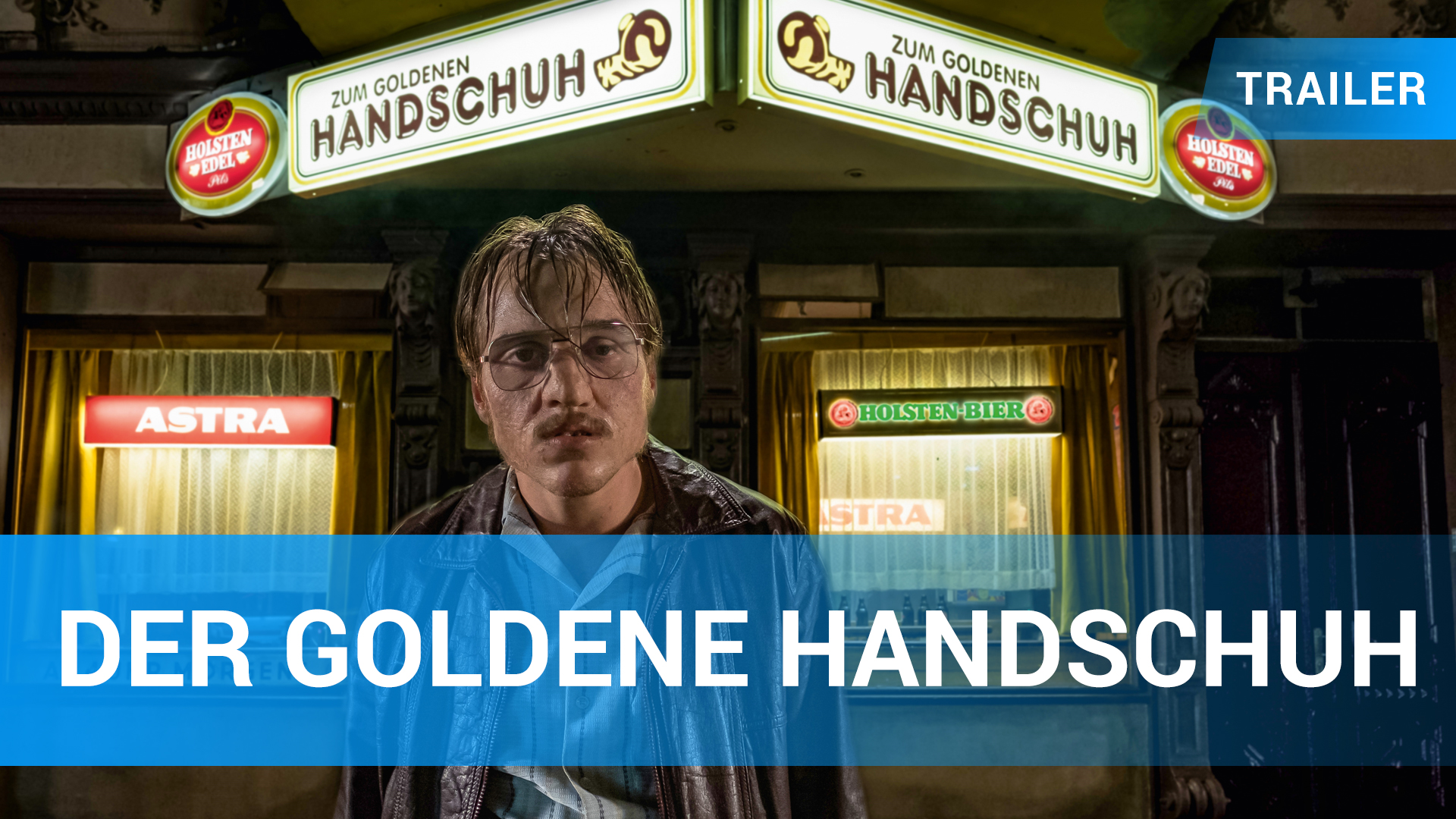 Der goldene Handschuh - Trailer Deutsch