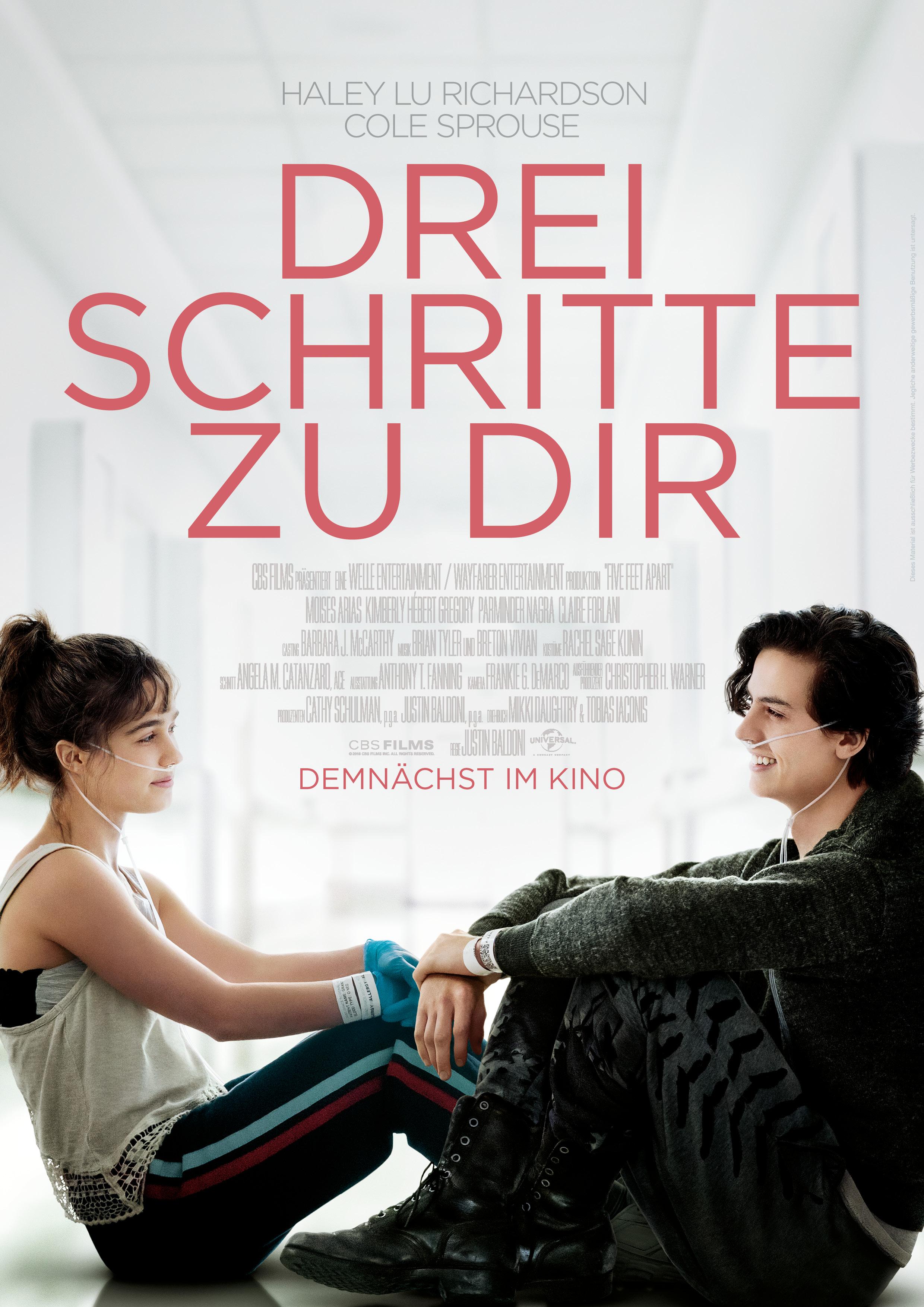 3 Schritte zu Dir Film (2019) · Trailer · Kritik ·