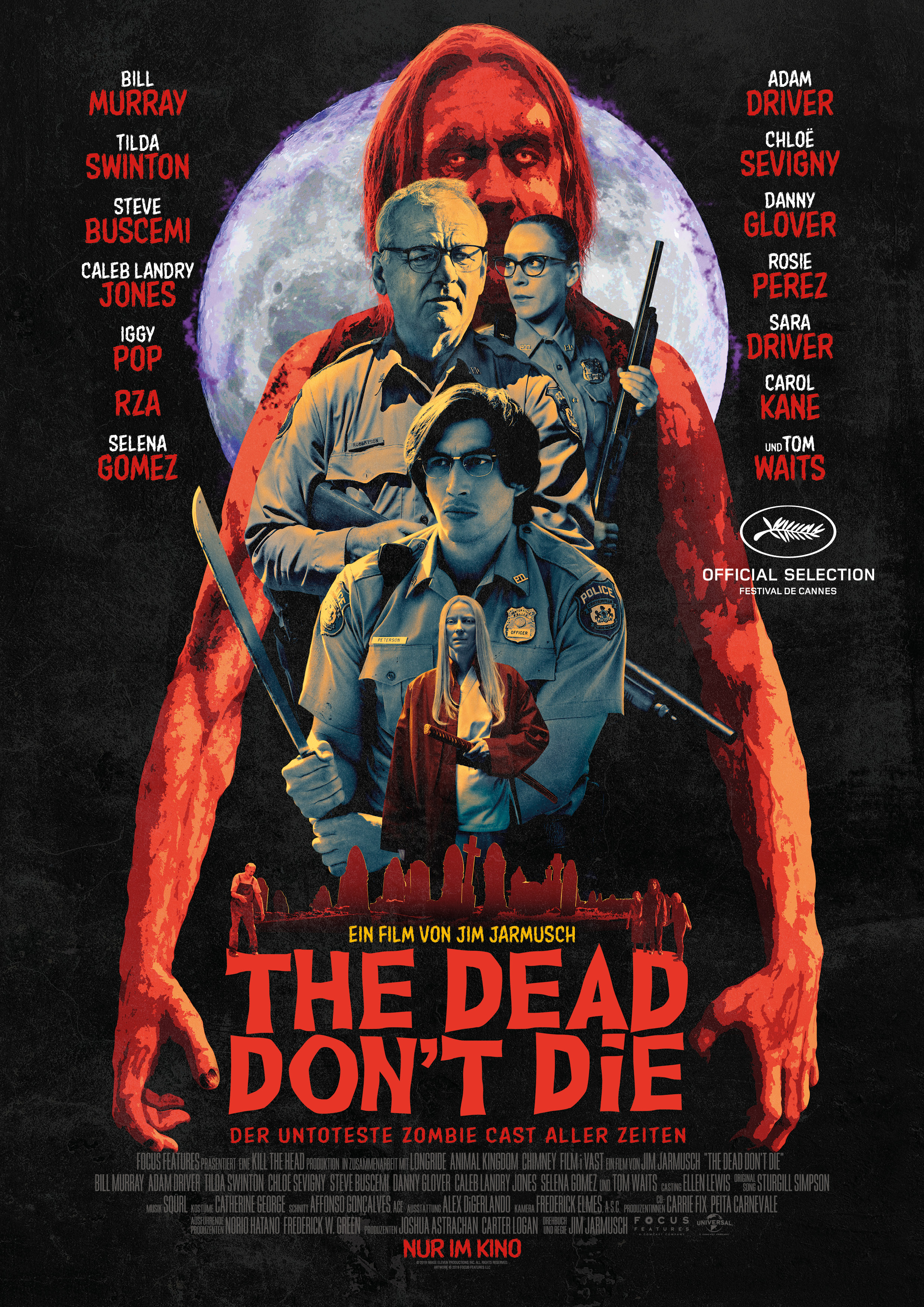 The Dead Don T Die Film 2019 Trailer Kritik Kino De