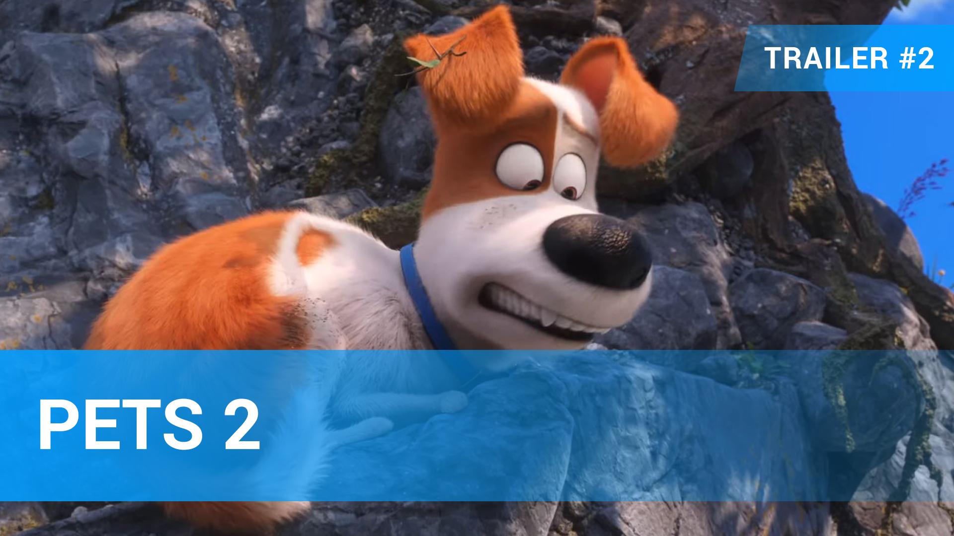 Pets 2 Trailer 5 Deutsch