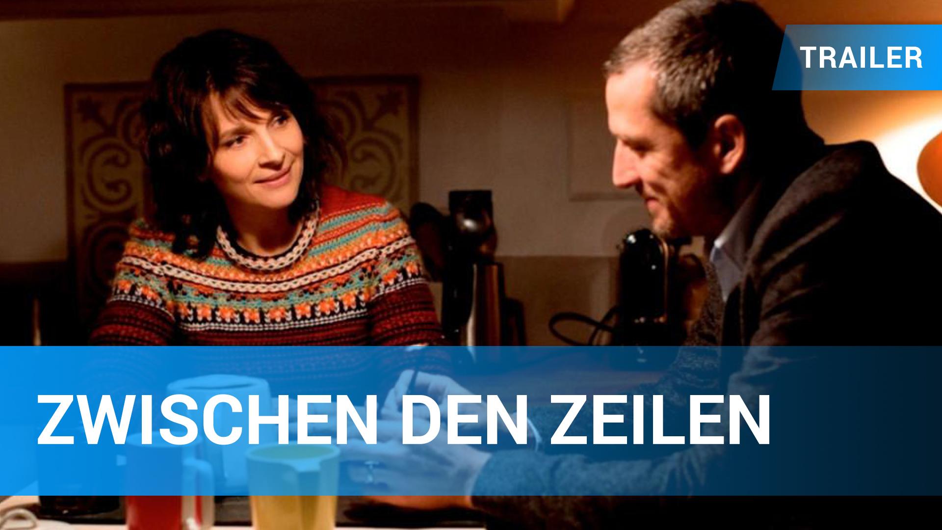 Zwischen Den Zeilen Trailer Deutsch