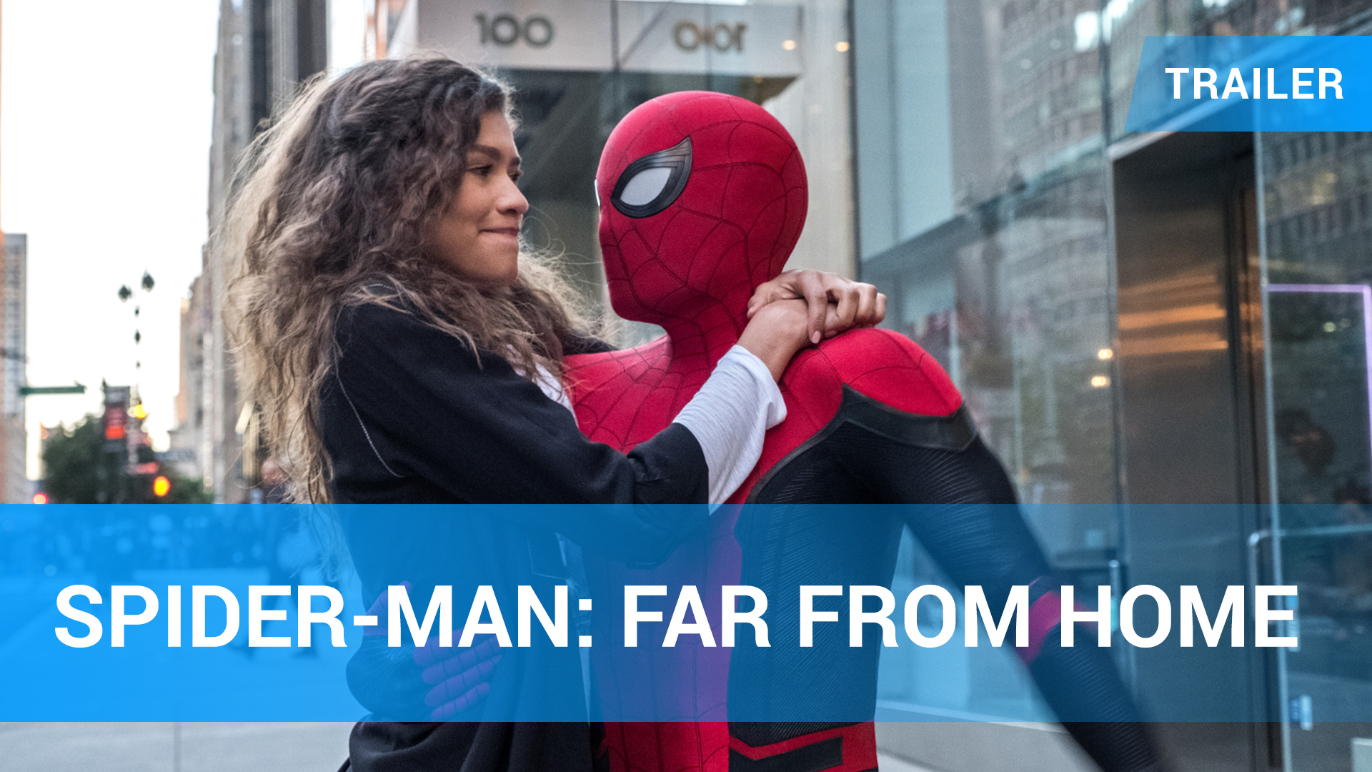 Spider Man: Far From Home Trailer Deutsch