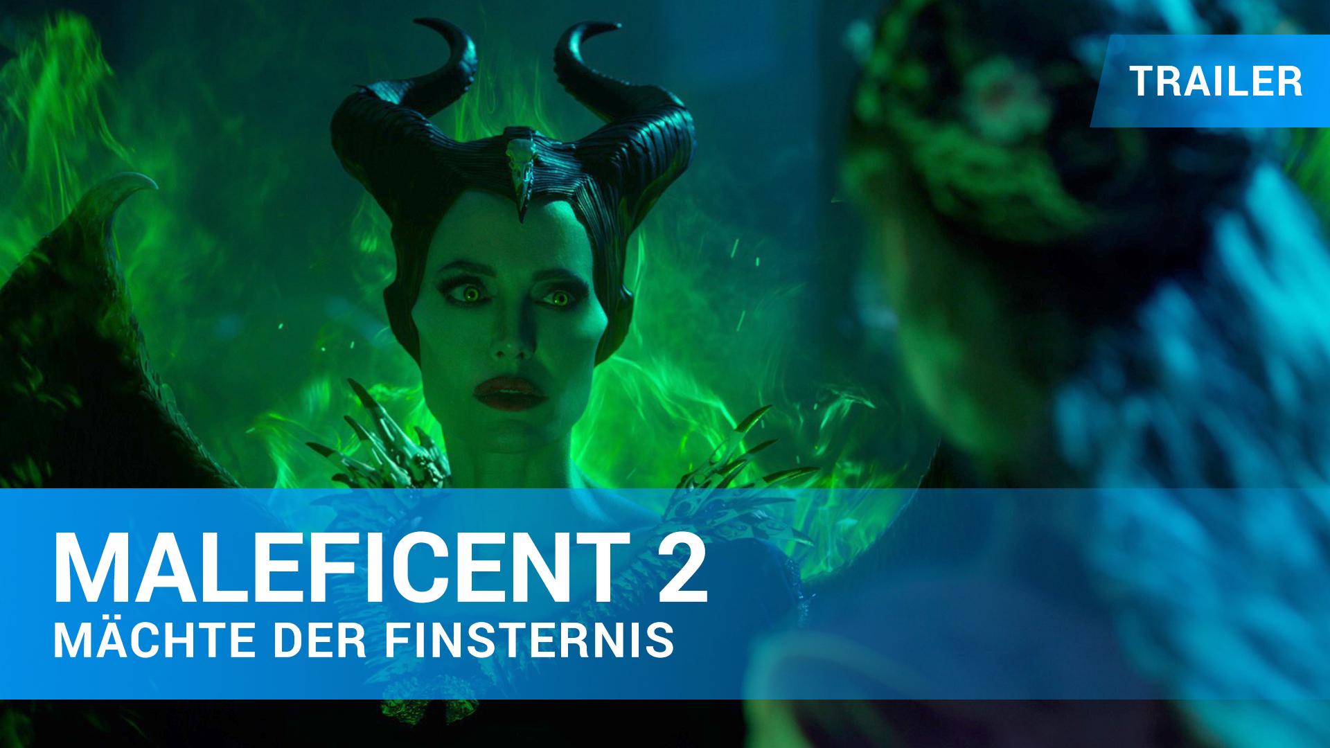 Maleficent 2 - Mächte der Finsternis - Trailer Deutsch