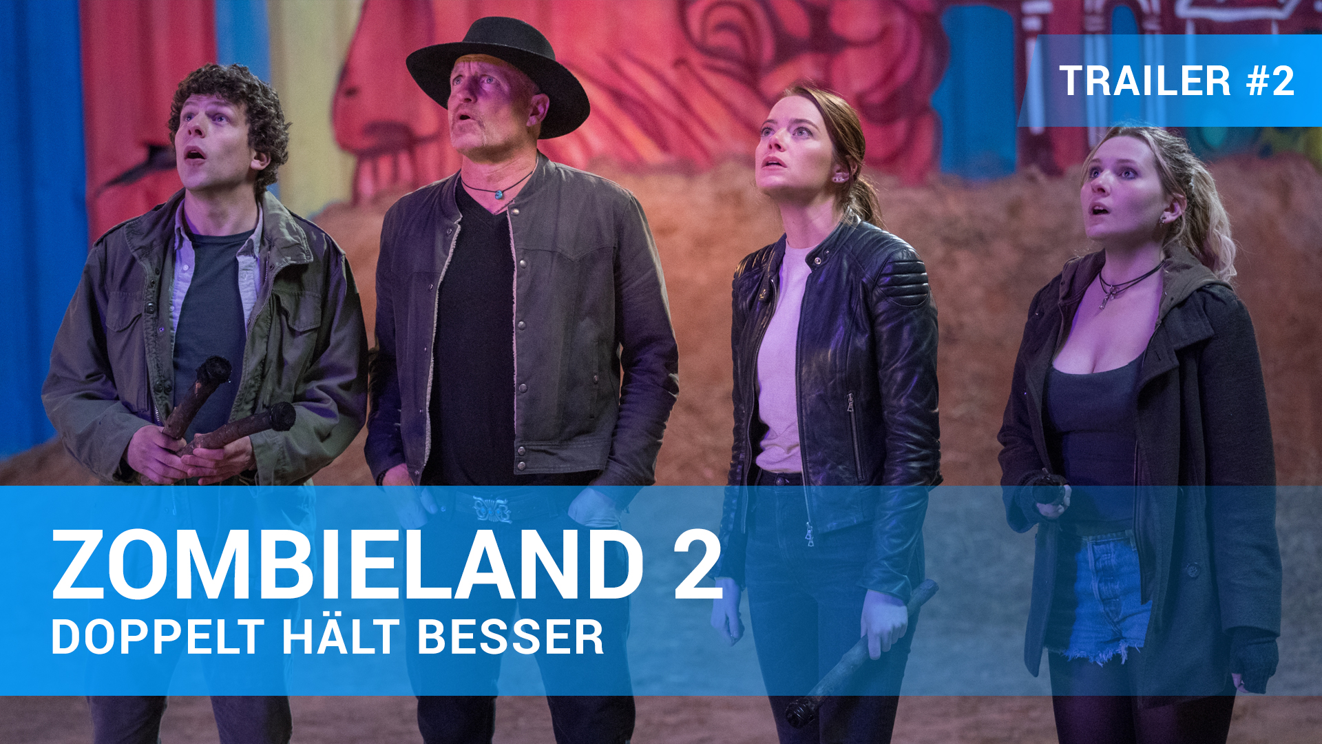 Zombieland 2 trailer deutsch