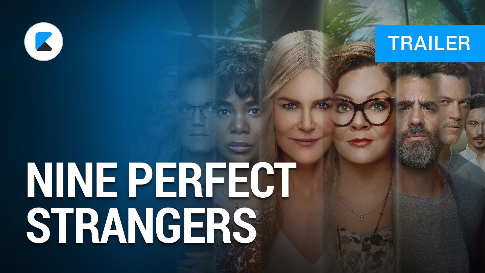 Nine Perfect Strangers   Trailer Deutsch