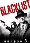 Poster The Blacklist Staffel 3