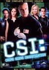 Poster CSI - Den Tätern auf der Spur Staffel 2