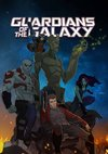 Poster Marvel's Guardians of the Galaxy Staffel 1