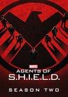 Poster Marvel's Agents of S.H.I.E.L.D. Staffel  2