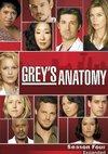 Poster Grey's Anatomy Staffel 4