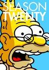 Poster Die Simpsons Staffel 20