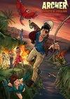 Poster Archer Danger Island