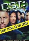 Poster CSI - Den Tätern auf der Spur Staffel 4