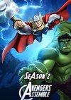 Poster Avengers - Gemeinsam unbesiegbar Staffel 2