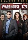 Poster Warehouse 13 Staffel 4