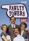 Poster Das verrückte Hotel – Fawlty Towers Staffel 1