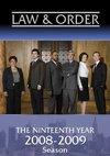Poster Law & Order Staffel 19